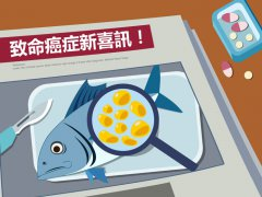 深海鱼增大肠癌存活率
